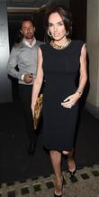 Tamara Ecclestone and Jay Rutland