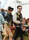 Daisy Lowe, Nick Grimshaw, Glastonbury Festival