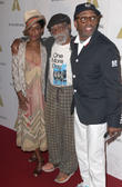 Joie Lee, Bill Lee and Spike Lee