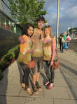 Holi Festival and Colours