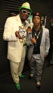 Katt Williams and Bishop Don Magic Juan