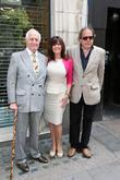 Geoffrey Ellis, Vicki Michelle and David Stark