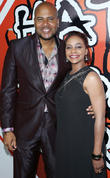 Lark Voorhies and Vincent M. Ward