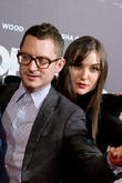 Sasha Grey and Elijah Wood