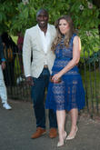 Sol Campbell, Fiona Barratt, Serpentine Gallery