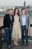 Keira Knightley, James Corden and Mark Ruffalo