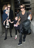 Nicole Kidman, Keith Urban, Sunday Rose Kidman Urban and Faith Margaret Kidman Urban