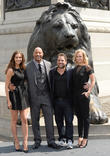 Dwayne Johnson, Irina Shayk, Brett Ratner and Ingrid Bolso Berdal