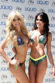 Jhenny Andrade and Camila Oliveira