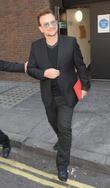 Bono, Hilton Hotel