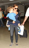 Natalie Portman and Aleph Portman-millepied