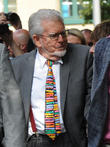 Rolf Harris Appears Via Video Link As Sex Crimes Trial Begins