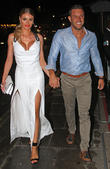 Elliott Wright and Chloe Sims