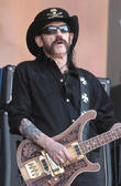 Lemmy's Pal Hopes To Release Late Rocker's Only Solo Album This Year
