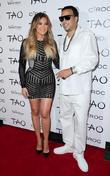 Khloe Kardashian, French Montana, TAO Nightclub