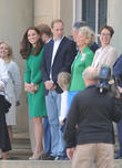 Prince Harry, Kate Middleton, Catherine Duchess of Cambridge and Prince William Duke of Cambridge