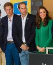 Prince Harry, Prince William, Catherine, Duchess of Cambridge, Kate Middleton and Catherine Middleton