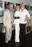 Michael Douglas, Diane Keaton and Rob Reiner