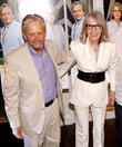 Michael Douglas and Diane Keaton