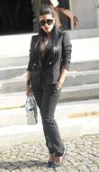Versace, Ayem Nour, Paris