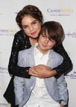 Bailee Madison and Max Charles