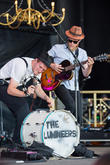 Wesley Schultz, Jeremiah Fraites and The Lumineers