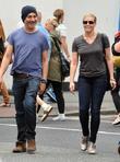 Alek Keshishian and Chelsea Handler