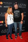Briahna Joely Fatone and Joey Fatone