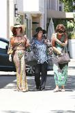 Rita Pilling, Flora Price and Phoebe Price