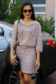 Freida Pinto Attends Summit To End Female Genital Mutilation