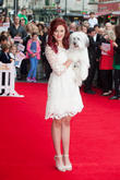Ashleigh Butler and Pudsey The Dog