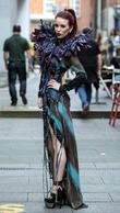 Sinead Murphy Models Claire Garvey