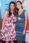 Allison Williams and Bee Shaffer