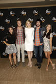 Chloe Wepper, Jake McDorman, Analeigh Tipton, Nicolas Wright and Jade Catta-Preta
