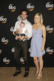 Kirsten Storms, Harper Rose and Brandon Brash