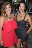 Jasmine Fontes and Jenilee Reyes