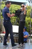 Nicole Richie, Mario Lopez, Universal Studios
