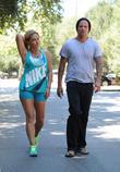 Nikki Lund and Sean Stewart