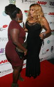 Danielle Brooks and Wendy Williams