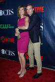 Allison Janney and Teddy Sears