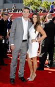 Danica Patrick and Ricky Stenhouse