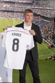 Real Madrid and Toni Kroos