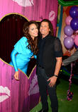 Nabila Tapia and Carlos Vives