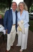 Roy Furman and Blythe Danner