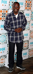 Martin Lawrence Working Out To Control Blood Pressure
