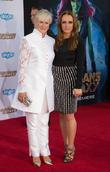Glenn Close and Annie Maude Starke