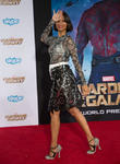 Zoe Saldana, Dolby Theatre in Hollywood, Dolby Theatre