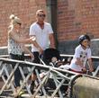 Gwen Stefani, sons, Kingston Zuma, Apollo and Gavin Rossdale