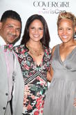 Dr. Steve Perry, Soledad O'brien and Lalani Perry