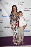 Soledad O'brien and Jackson Raymond
